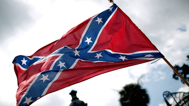 Supporters Of Confederate Flag Rally At SC Statehouse