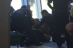 Police Arrested Armed Man At Phoenix Comicon