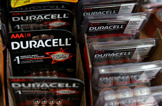 Warren Buffett's Berkshire Hathaway To Purchase Duracell From Proctor And Gamble