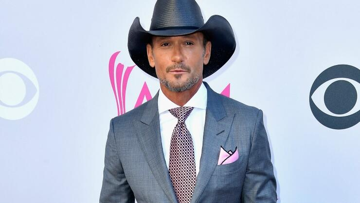 Tim McGraw Plots Tour For His 'Songs Of America' Book: See The Dates