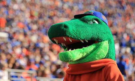 97.3 The Game News - Miami's Gilbert Frierson wore Gators Towel During Opener