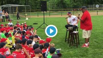 Woody Johnson - (WATCH) Bryce Harper Tells Kids Participation Trophies Don't Count
