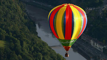 Brooke and Jubal  - Second Date: Trevor and Jessie (Hot Air Balloon)