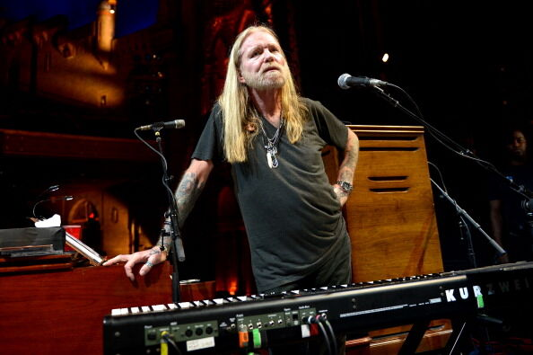 All My Friends: Celebrating The Songs & Voice Of Gregg Allman - Rehearsals - Day 2
