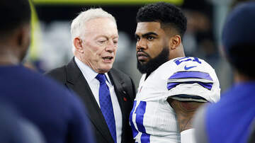 The Sports Buffet - Dallas Police Suspend Investigation Into Alleged Elliott Bar Incident