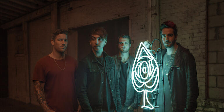 INTERVIEW: All Time Low Talks 'New Adventure' Of Making 'Last Young Renegade'