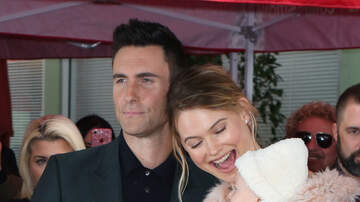 Jim Davis - Adam Levine and Behati Prinsloo expecting baby number 2