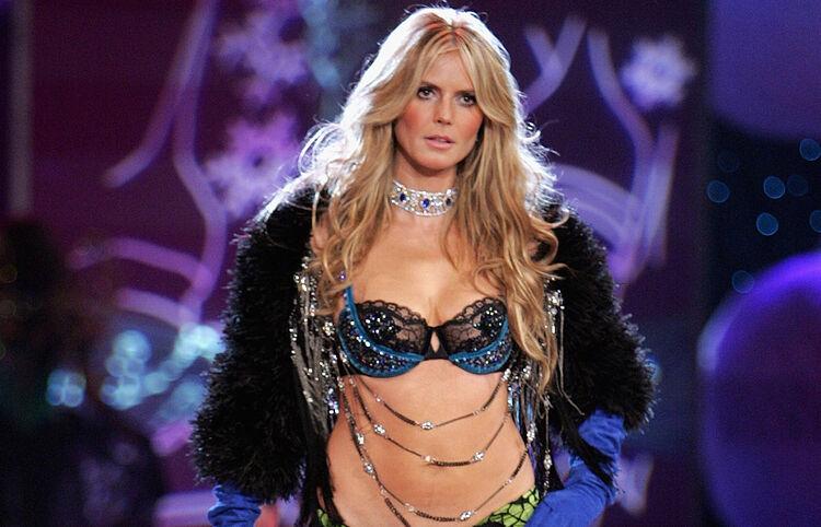 The Victoria's Secret Fashion Show - Runway