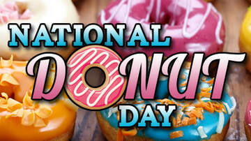 Amy Malone - National Doughnut Day Is June 7th!
