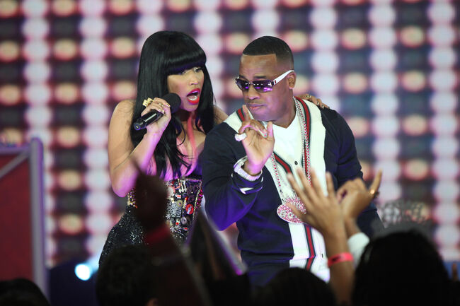 BET's 106 & PARTY's New Years Eve Special