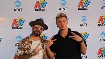Going Viral - PHOTOS: Backstreet Boys Meet Fans Backstage at KTUphoria!