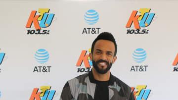 Going Viral - PHOTOS: Craig David Meets Fans Backstage at KTUphoria!