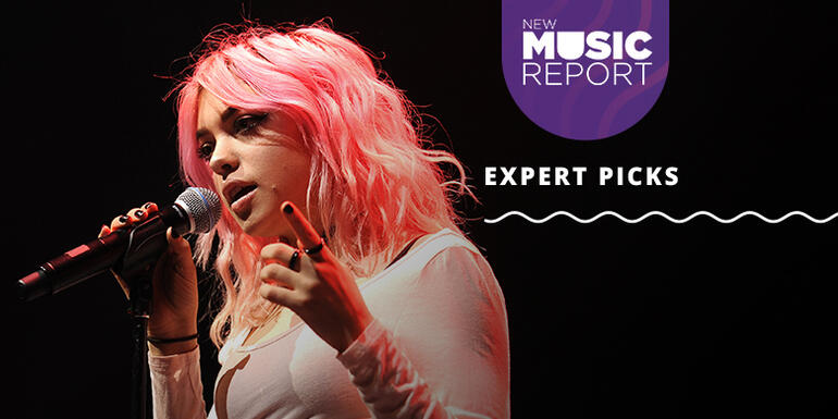New Music Report: Expert Picks - Week of June 5th