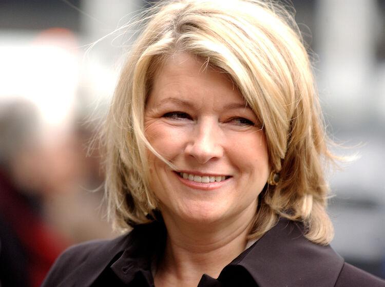 Martha Stewart Trial Continues In New York City
