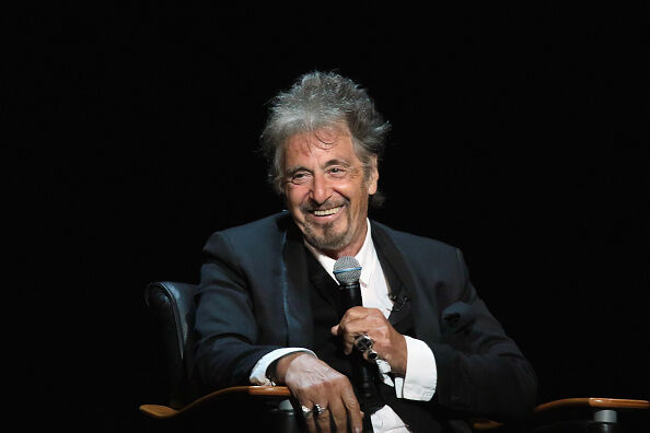 In Conversation With Al Pacino