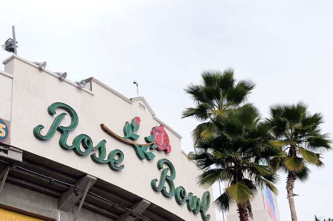 Rose Bowl - Ohio State v Oregon