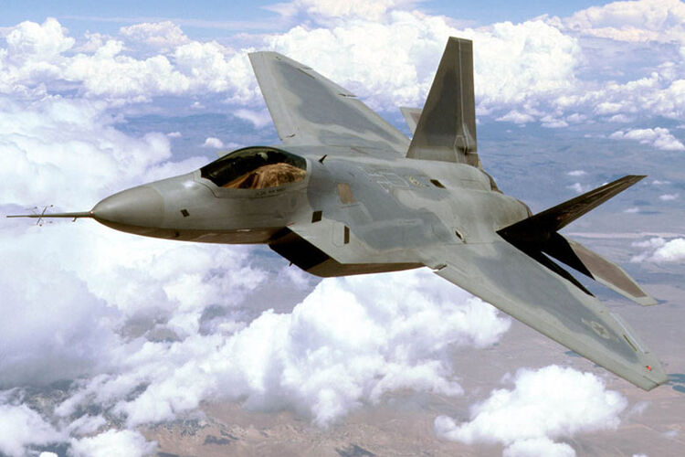 Defense Department Approves F-22 Production