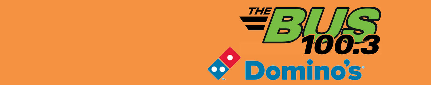 Win Lunch On The Bus from Domino's Pizza!
