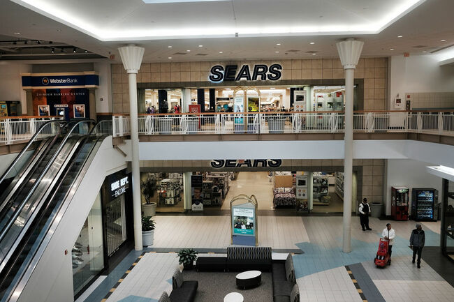 Thousands Of Malls Across U.S. Threatened As Retail Stores Pull Out