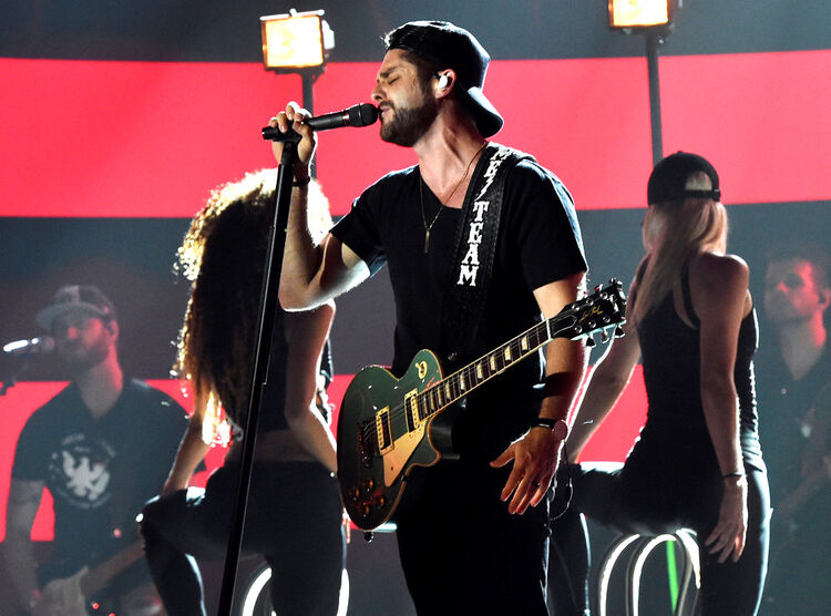 2017 CMT Music Awards - Rehearsals