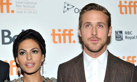 None - Eva Mendes Breaks It Down On Why She Had Kids With Ryan Gosling