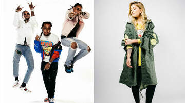 iHeartRadio Daytime Village - Migos & Julia Michaels Join Daytime Village Presented by Capital One