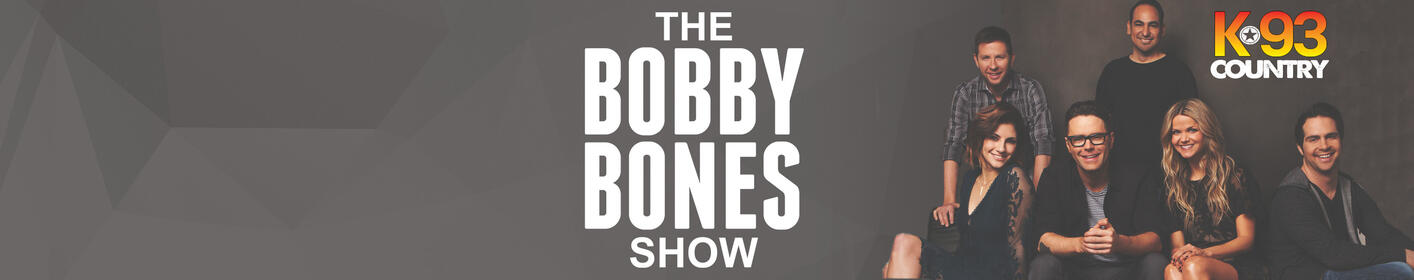 Listen to the Bobby Bones Show every morning on Power Country K93!