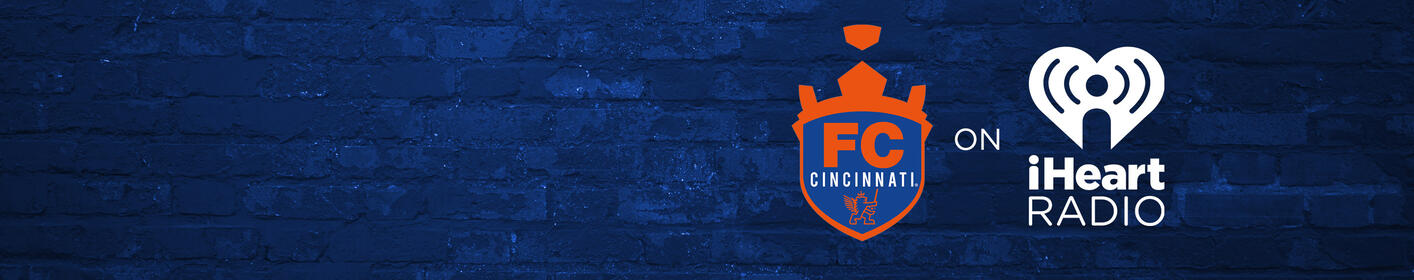 FC Cincinnati on iHeartRadio!