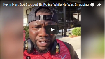 Slomotion - Kevin Hart Got Stopped By Police (Explicit)