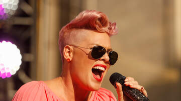 Sunny 106.5 Morning Show - FIRST LISTEN: P!nk - What About Us