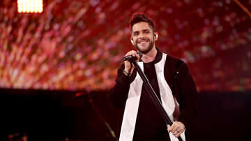 INGLEWOOD, CA - MARCH 05:  Singer-songwriter Thomas Rhett performs onstage at the 2017 iHeartRadio Music Awards which broadcast live on Turner's TBS, TNT, and truTV at The Forum on March 5, 2017 in Inglewood, California.  (Photo by Christopher Polk/Getty