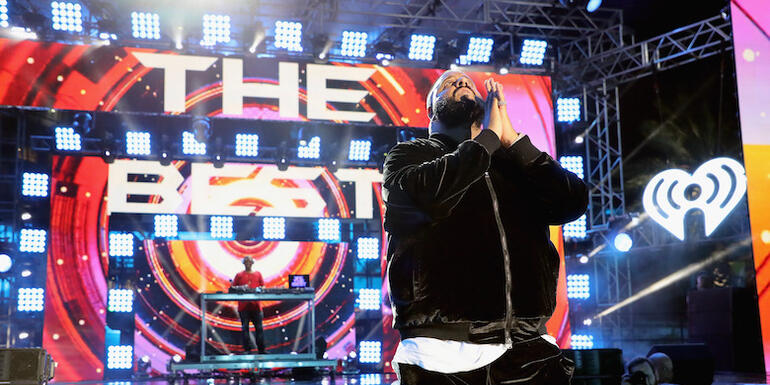 DJ Khaled Takes His Own #ToTheMaxChallenge With His Best Dance Move