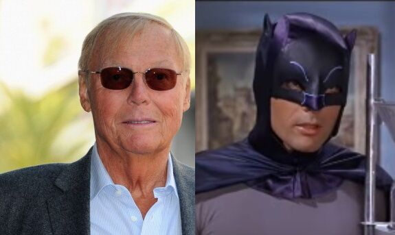Adam West Honored On The Hollywood Walk Of Fame