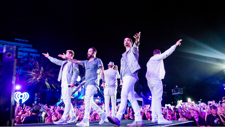 iHeartSummer '17: Backstreet Boys Heat Up Miami, Miley Cyrus Hosts A BBQ & More Highlights