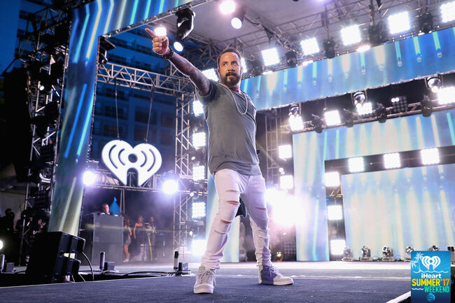 iHeartSummer '17 Weekend By AT&T, Day 2 - Show