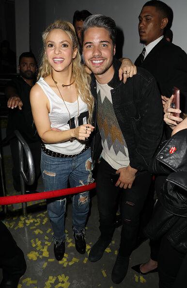 """Shakira """"El Dorado"""" Album Release Party"""