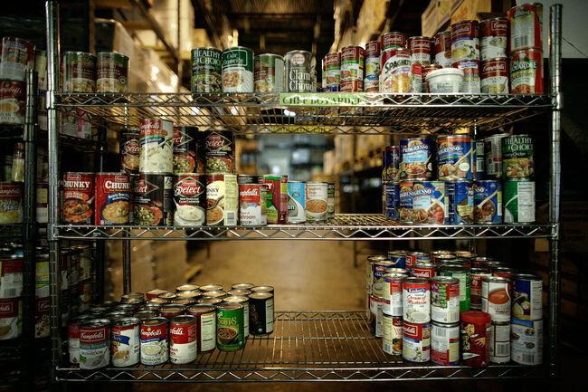 U.S. Food Banks Face Major Shortages As Holiday Season Arrives