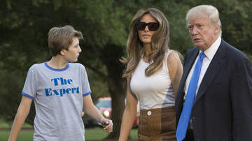 The Jordan Levy Show - Barron Trump - Fashion Icon