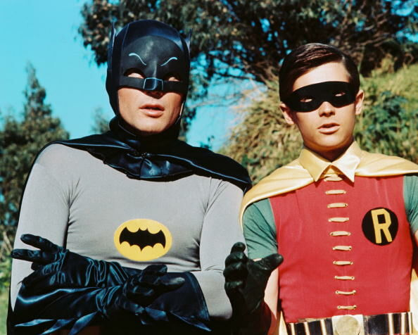 """I loved watching """"Batman"""" after school when I was a kid"""