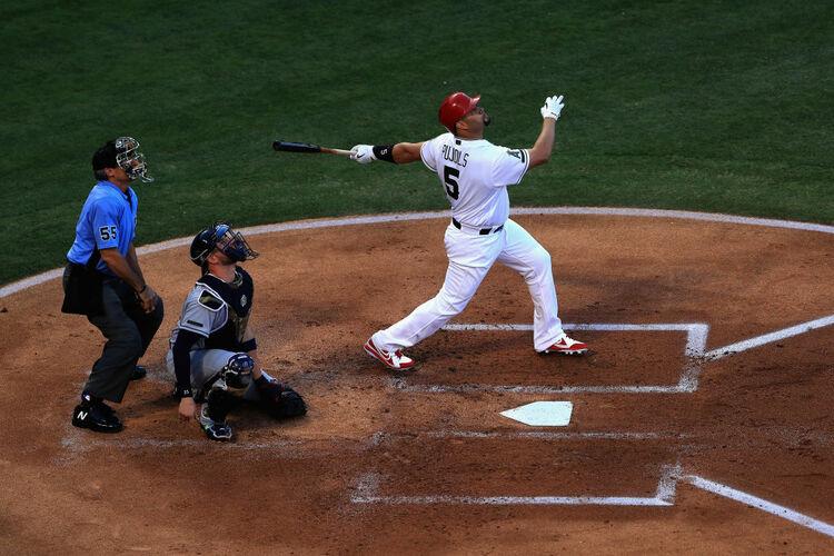 Atlanta Braves v Los Angeles Angels of Anaheim