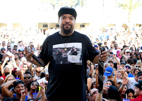 Ice Cube Hosts Daylight Beach Club