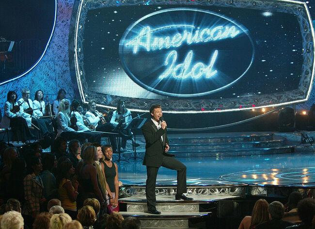 American Idol Season Three Grand Finale - Show