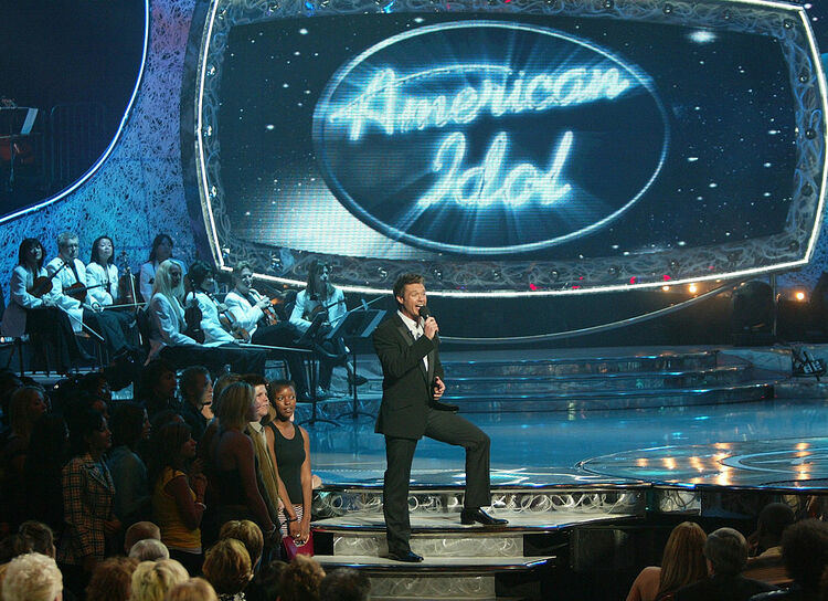 American Idol Season Three Grand Finale - Show