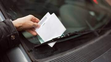Mike Rivera - Las Vegas teachers get a boost out of parking tickets