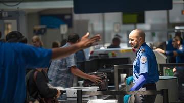 Simon Conway - Man with service animal bites cop at TSA checkpoint...