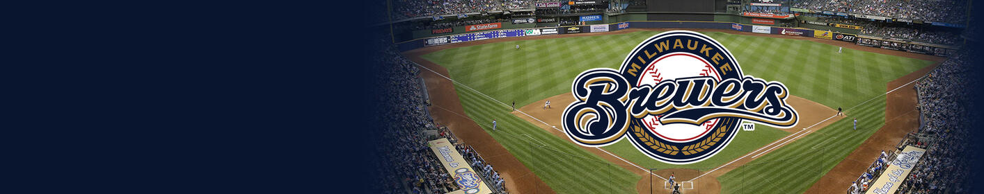 Keep up on the latest with the Milwaukee Brewers here!