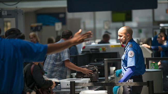 TSA Fails To Detect Explosives 95 Percent Of Time During Undercover Tests