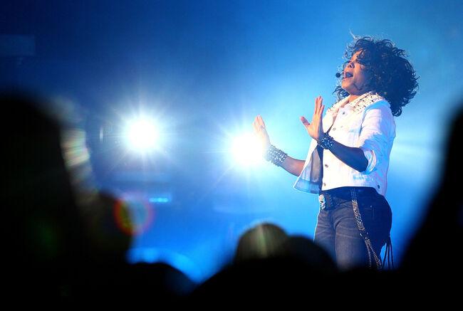 Janet Jackson Live In Sydney