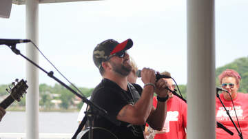 K102 Country Cruise (1220) - PHOTOS: Tyler Farr on the K102 Country Cruise