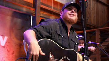 iHeartCountry - Luke Combs Announces Amphitheater Dates for 2019
